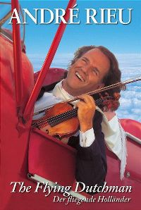 Cover André Rieu - The Flying Dutchman [DVD]